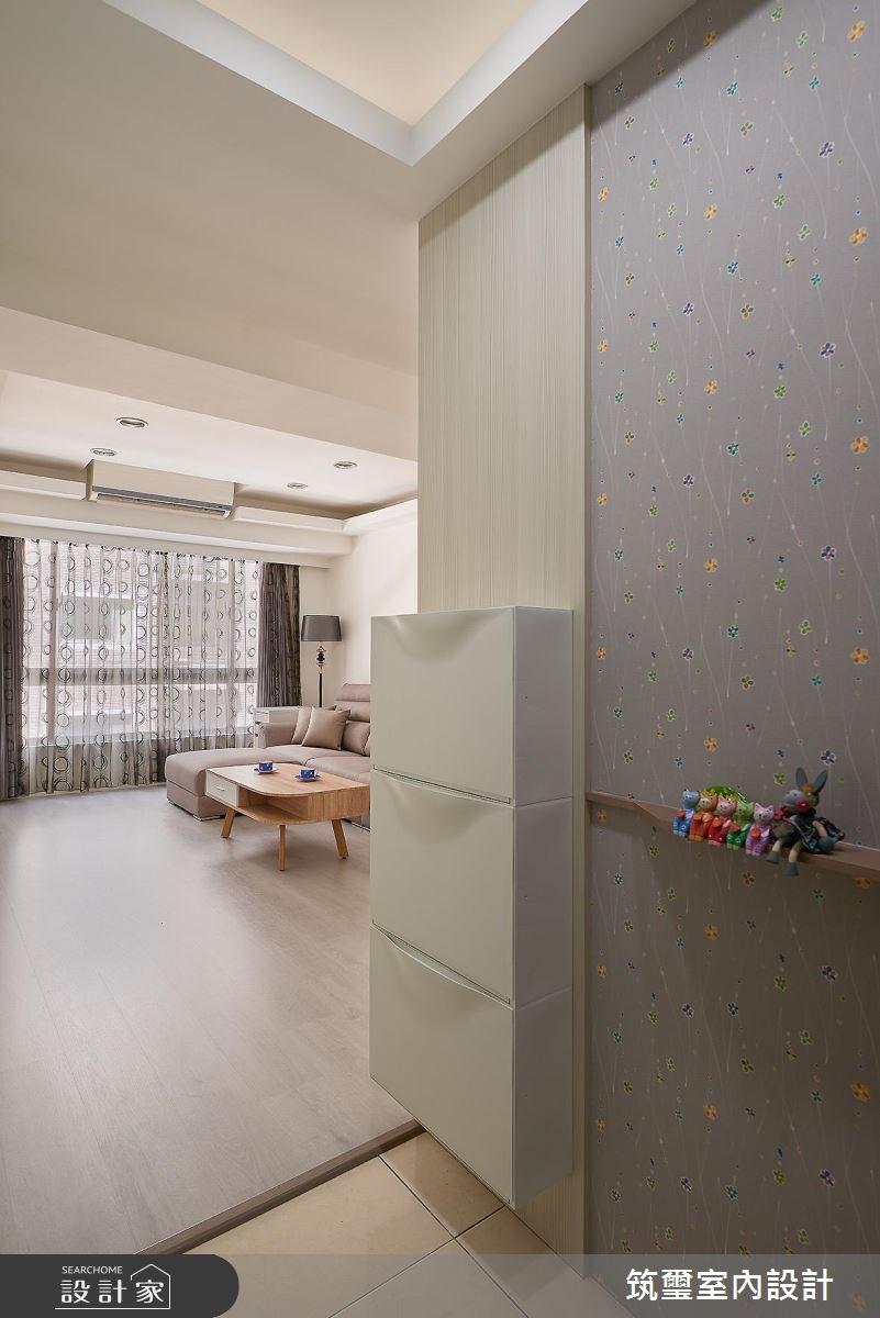 35坪新成屋(5年以下)_休閒風案例圖片_筑璽室內設計_筑璽_21之1