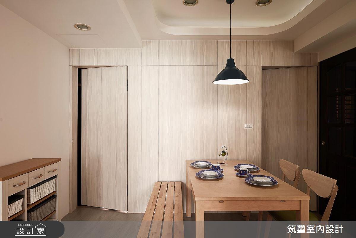 35坪新成屋(5年以下)_休閒風案例圖片_筑璽室內設計_筑璽_21之6