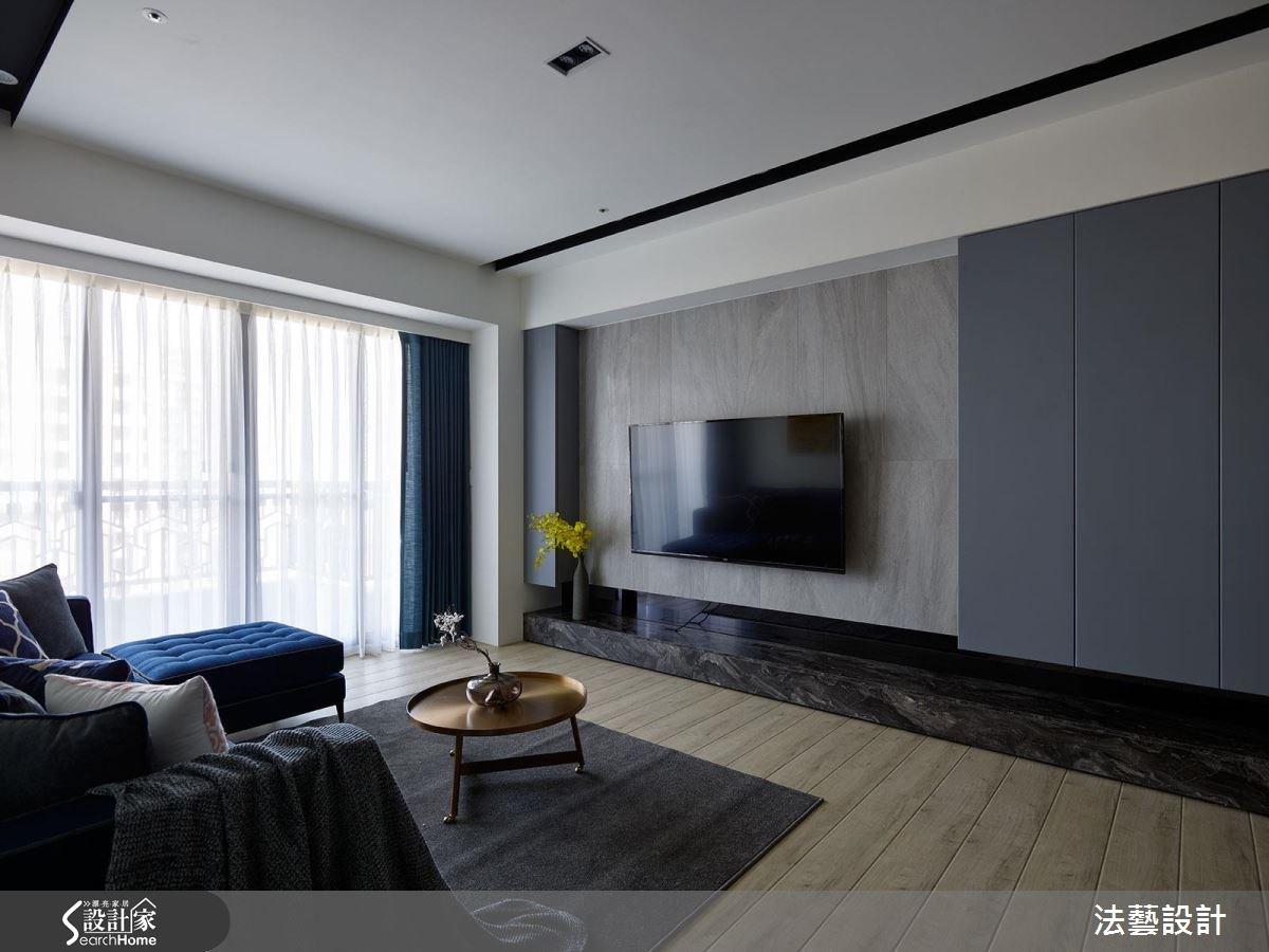 28坪新成屋(5年以下)_現代風案例圖片_法藝設計_法藝_06之4