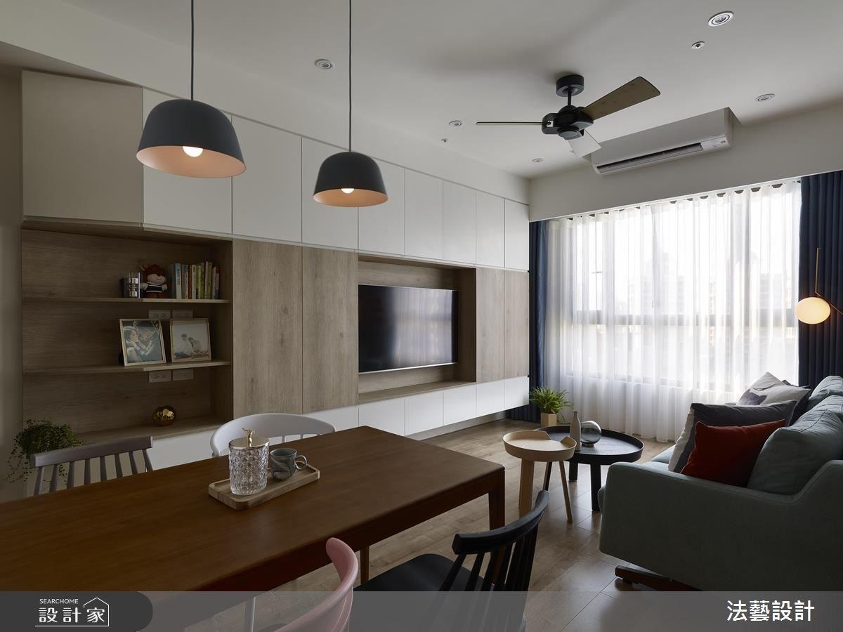 15坪新成屋(5年以下)_北歐風案例圖片_法藝設計_法藝_08之7