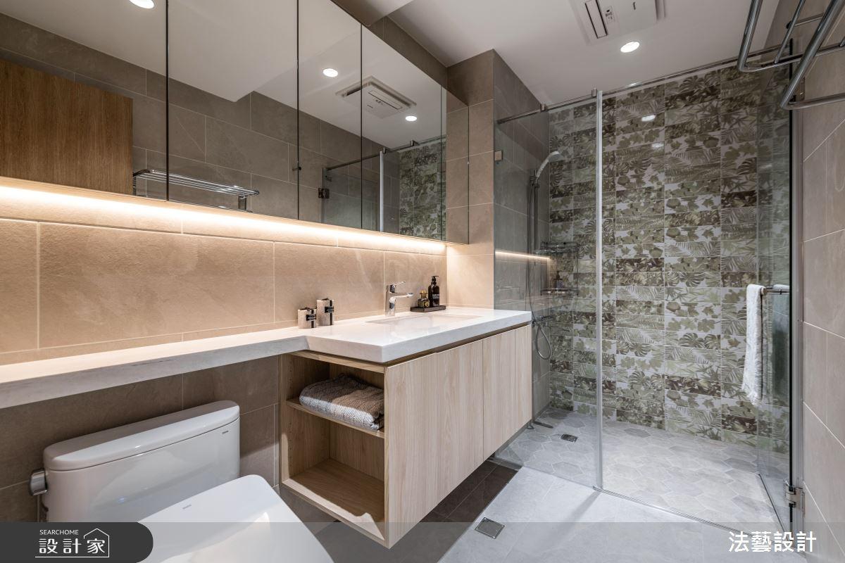 48坪中古屋(5~15年)_現代風浴室案例圖片_法藝設計_法藝_21之16