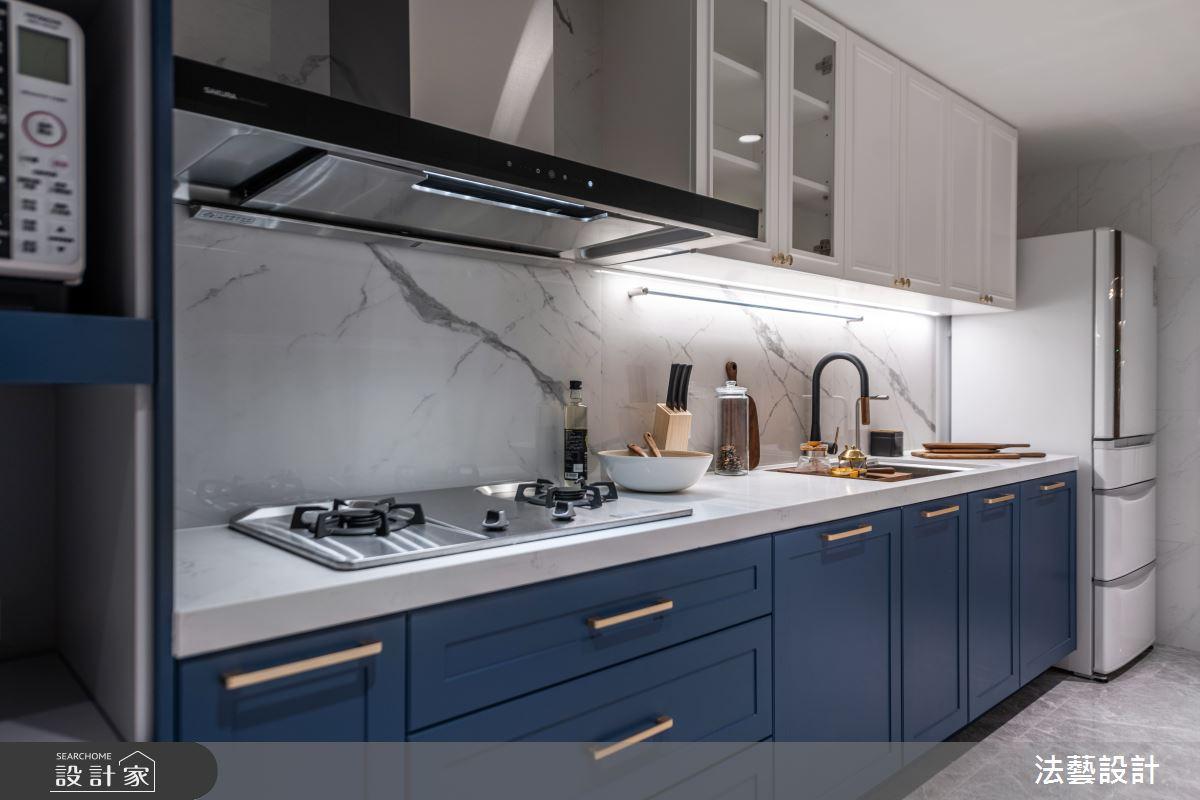 48坪中古屋(5~15年)_現代風廚房案例圖片_法藝設計_法藝_21之14