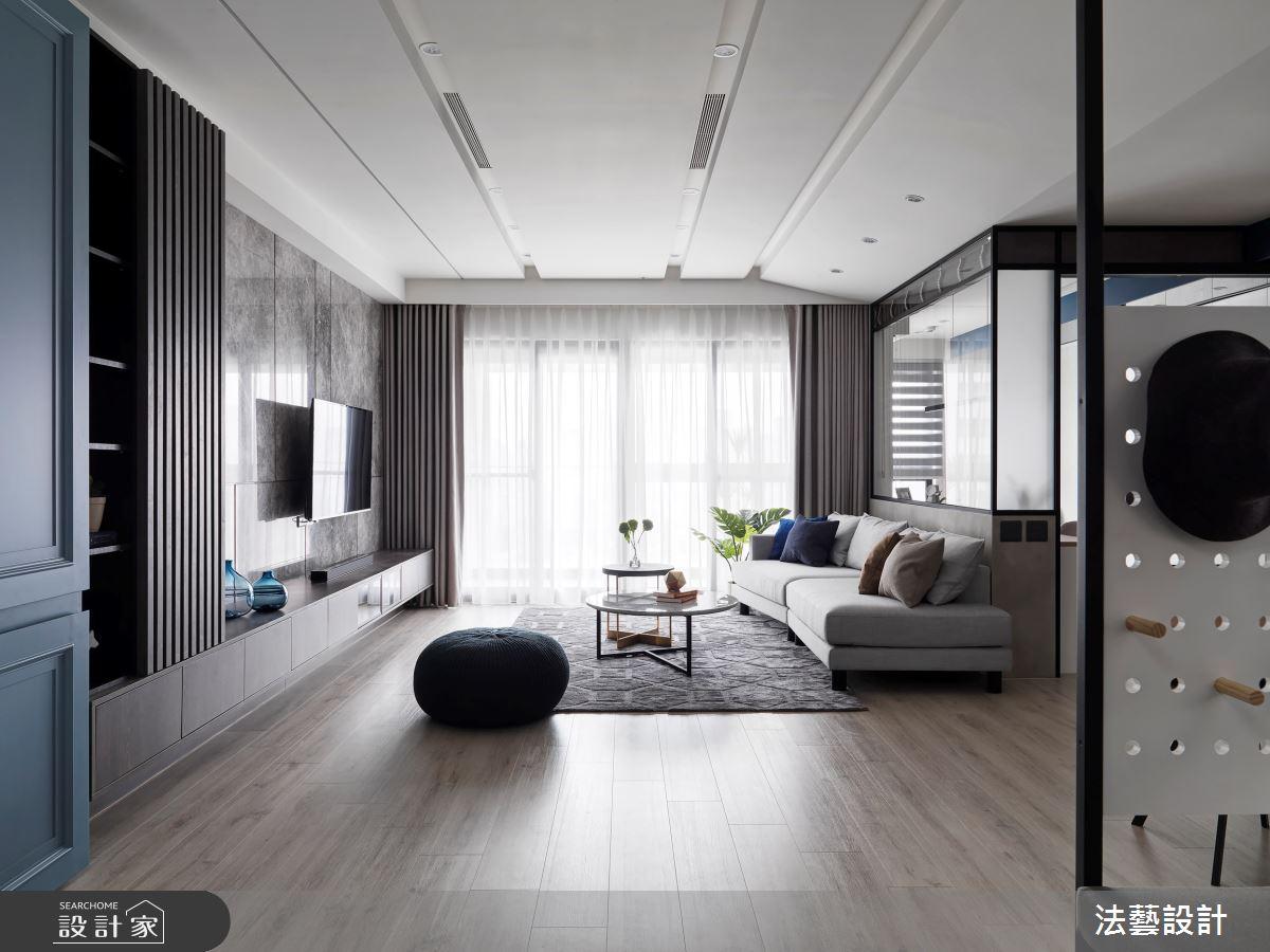 34坪新成屋(5年以下)_混搭風案例圖片_法藝設計_法藝_24之5
