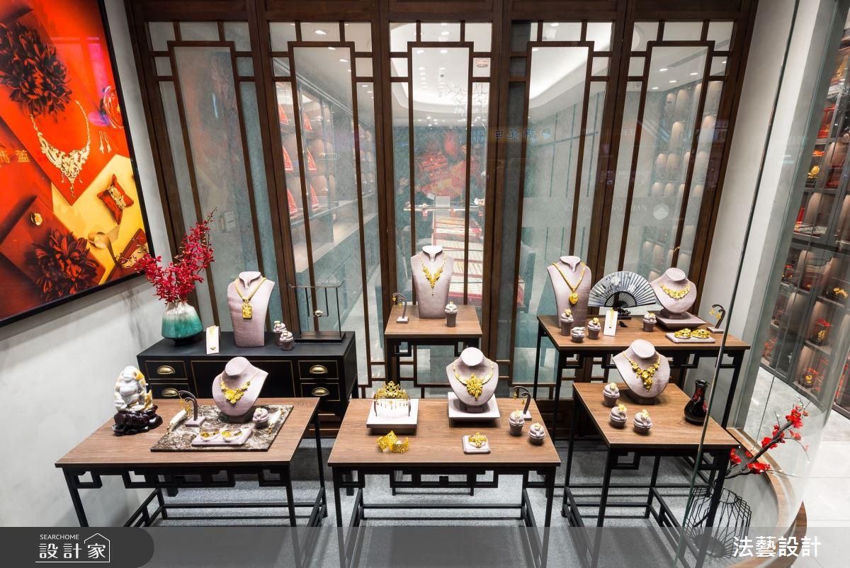 40坪老屋(31~40年)_新中式風案例圖片_法藝設計_法藝_27之4