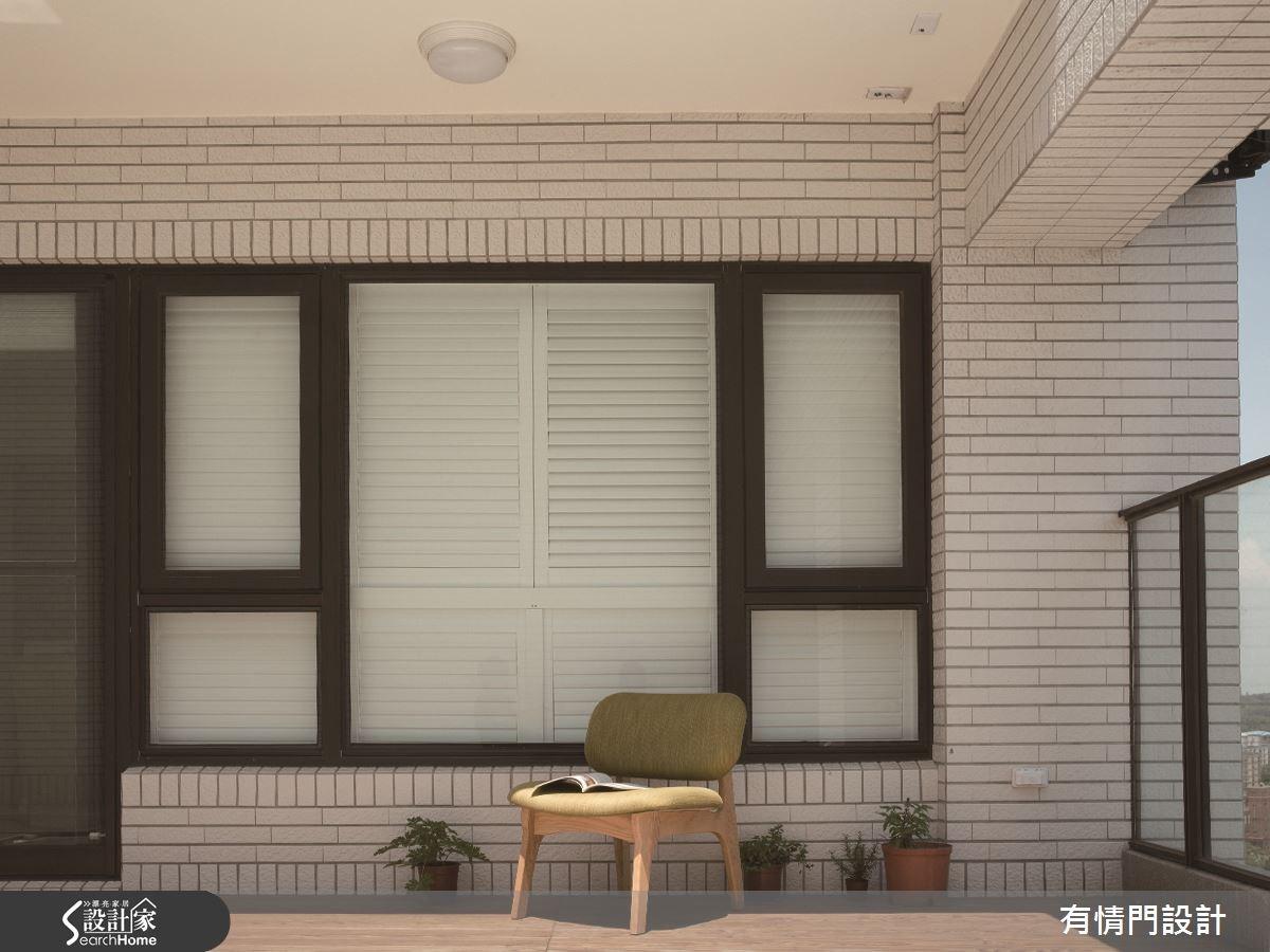 30坪新成屋(5年以下)_現代風案例圖片_有情門_有情門_01之1