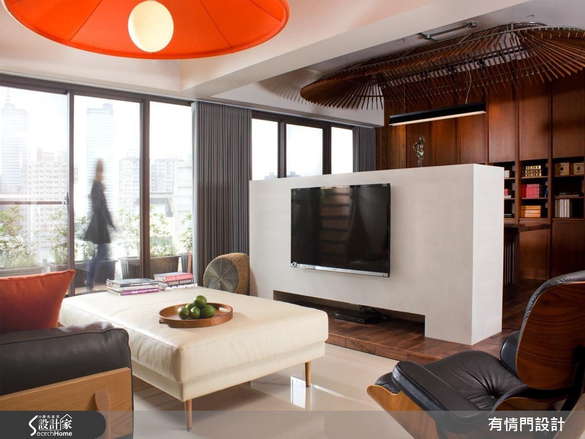 45坪新成屋(5年以下)_新中式風案例圖片_有情門_有情門_04之3
