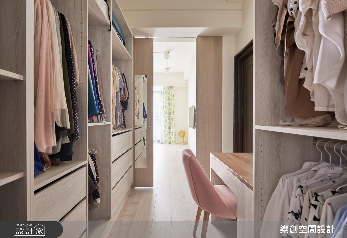 新成屋(5年以下)_北歐風更衣間案例圖片_樂創空間設計_樂創_09之26