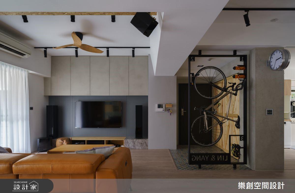 新成屋(5年以下)_工業風案例圖片_樂創空間設計_樂創_13之4