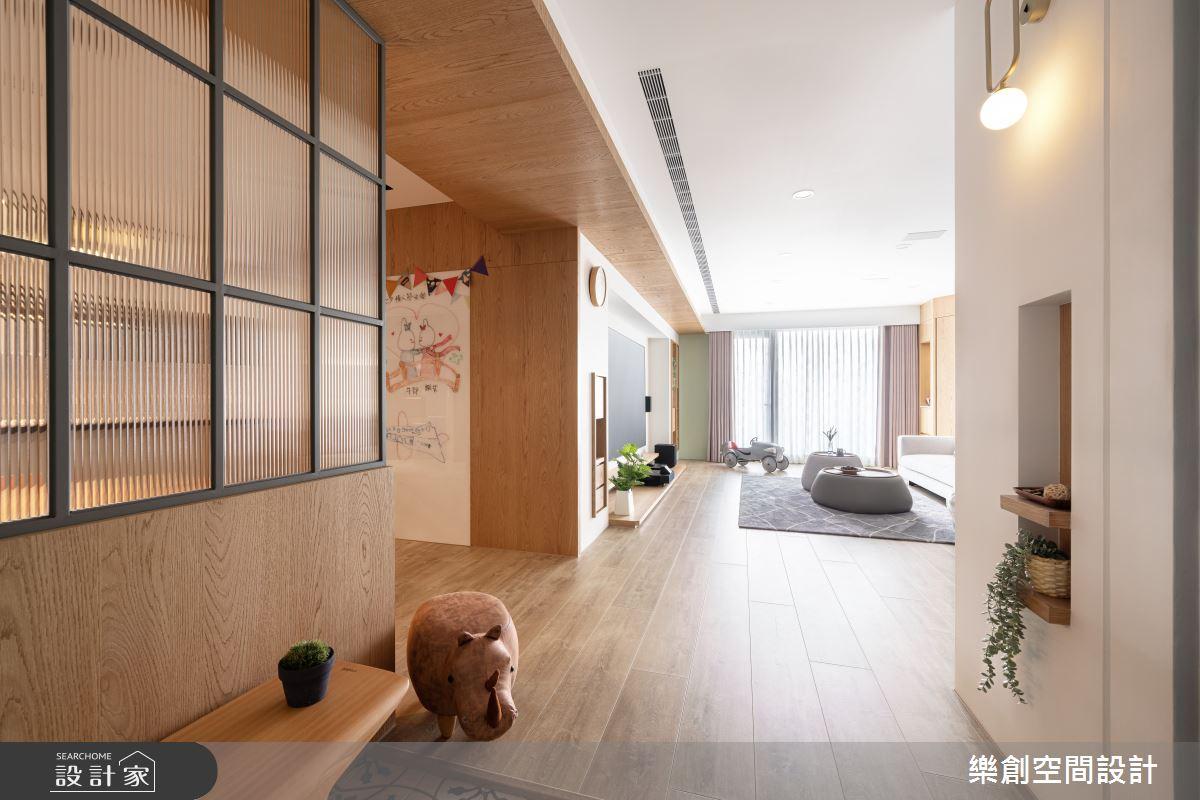 新成屋(5年以下)_北歐風案例圖片_樂創空間設計_樂創_19之3