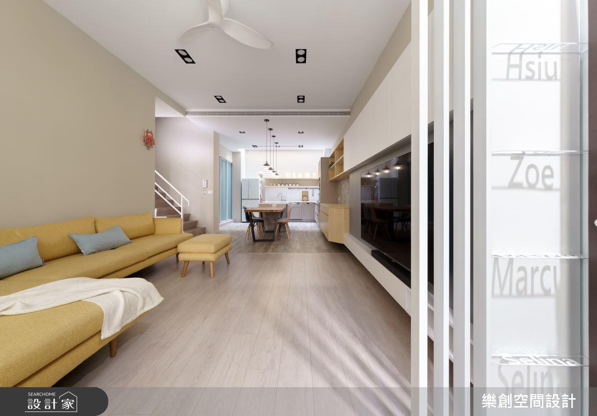 48坪預售屋_北歐風案例圖片_樂創空間設計_樂創_20之2