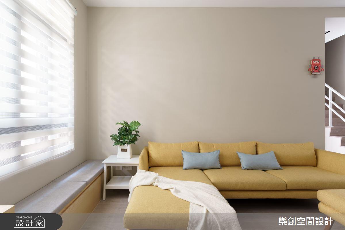 48坪預售屋_北歐風案例圖片_樂創空間設計_樂創_20之3