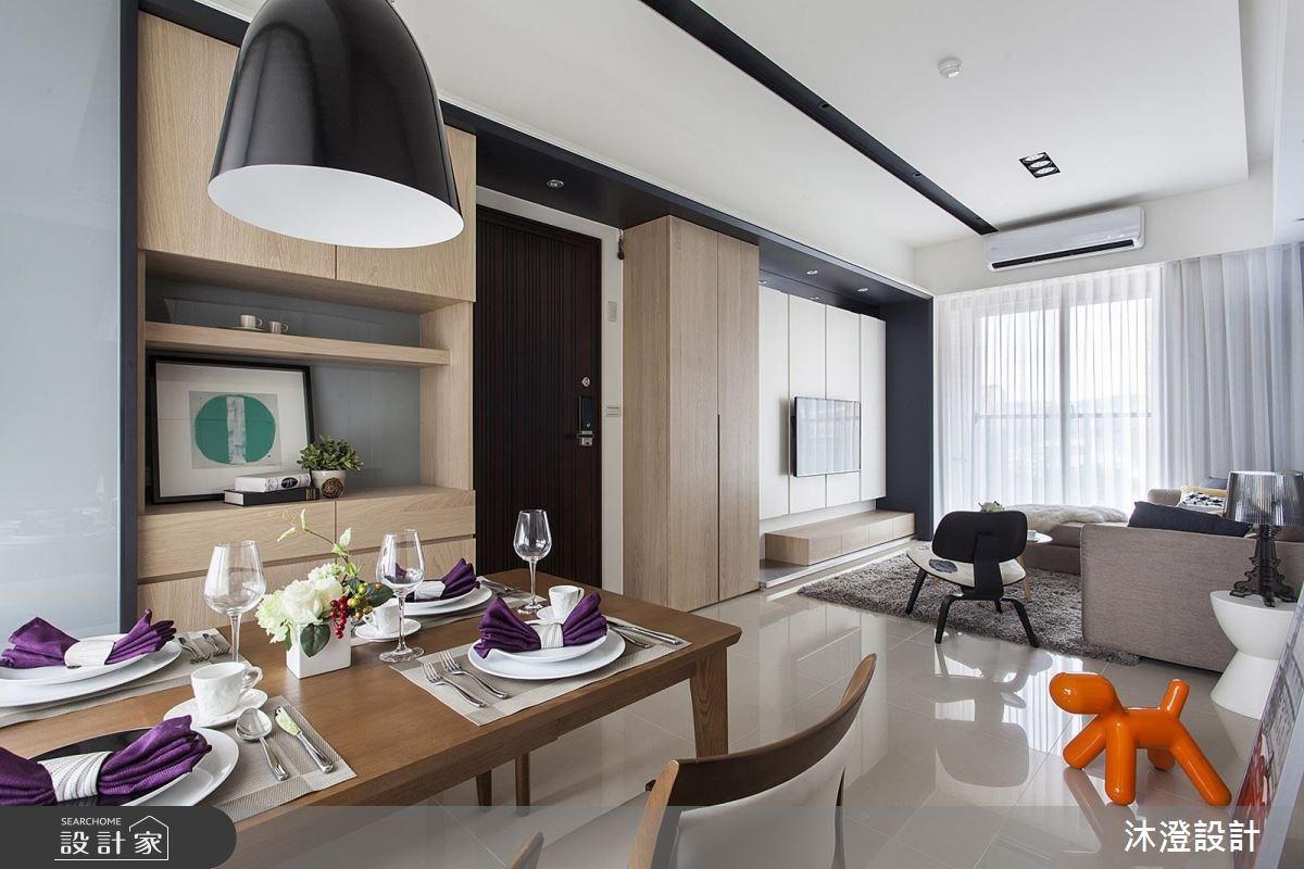 39坪新成屋(5年以下)_現代風案例圖片_沐澄設計有限公司_沐澄_17之4