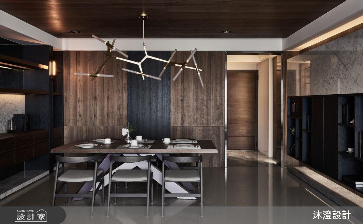 66坪新成屋(5年以下)_現代風餐廳案例圖片_沐澄設計有限公司_沐澄_29之4