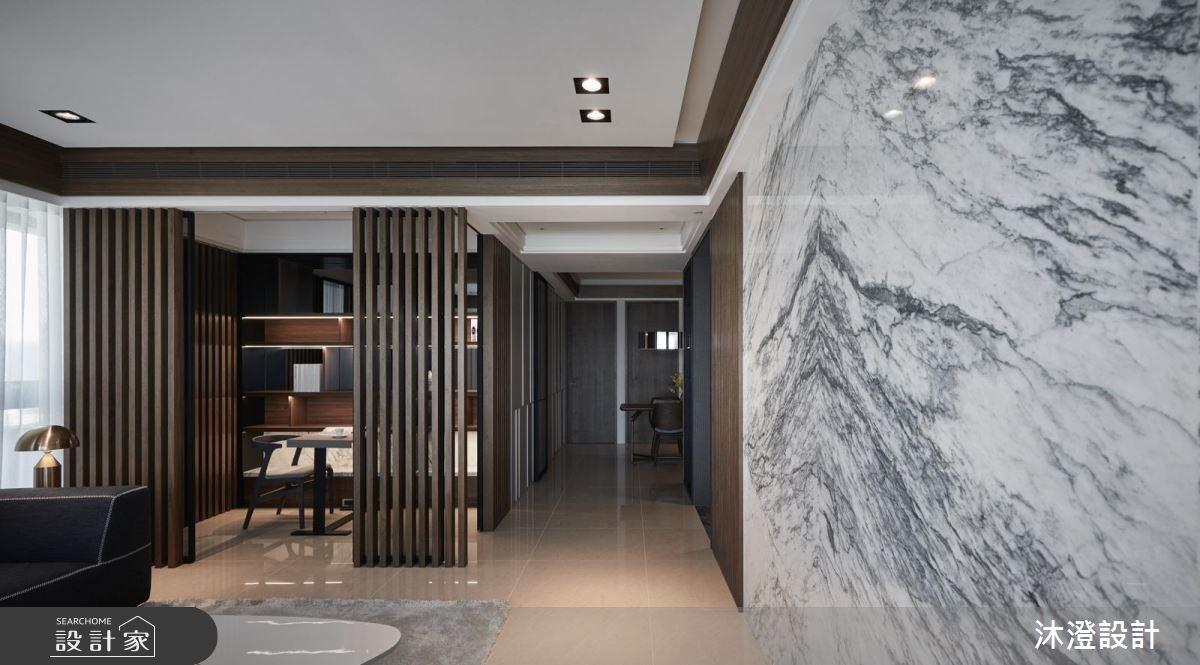 63坪新成屋(5年以下)_現代風客廳案例圖片_沐澄設計有限公司_沐澄_42之5