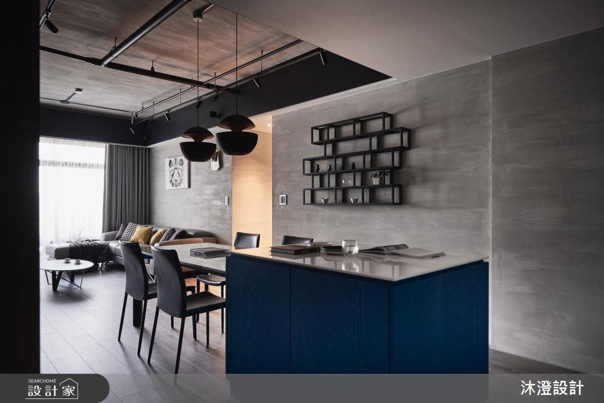 51坪新成屋(5年以下)_工業風餐廳案例圖片_沐澄設計有限公司_沐澄_45之9