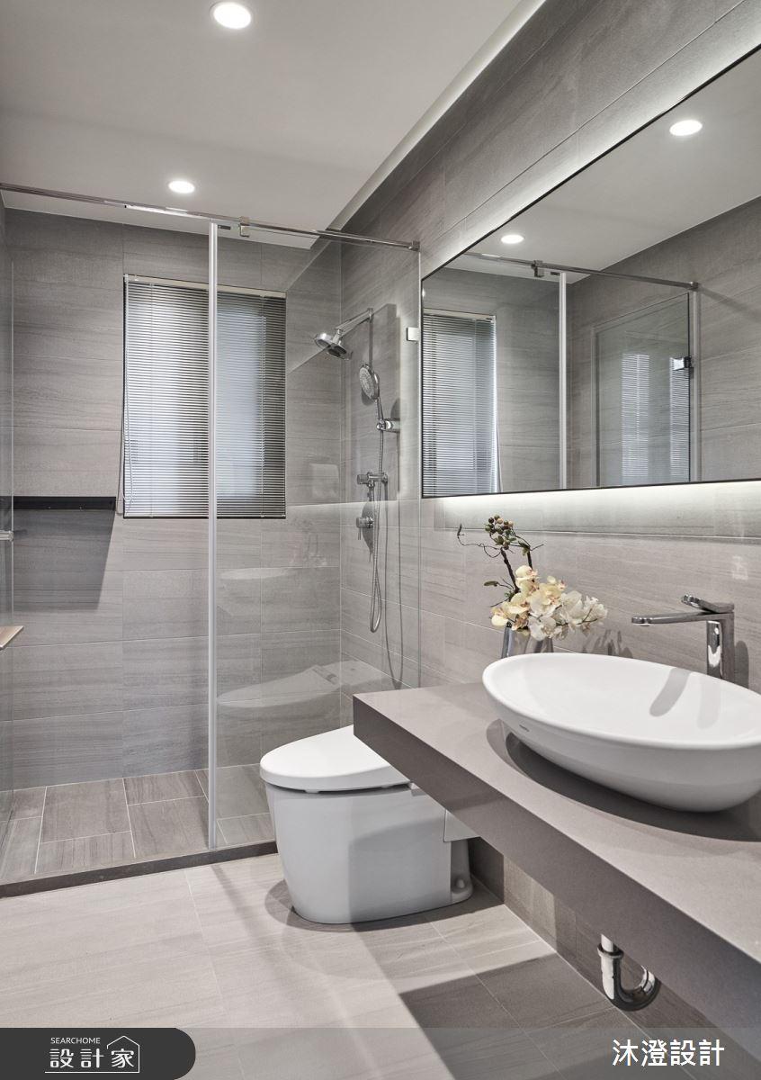 67坪新成屋(5年以下)_新古典浴室案例圖片_沐澄設計有限公司_沐澄_57之14