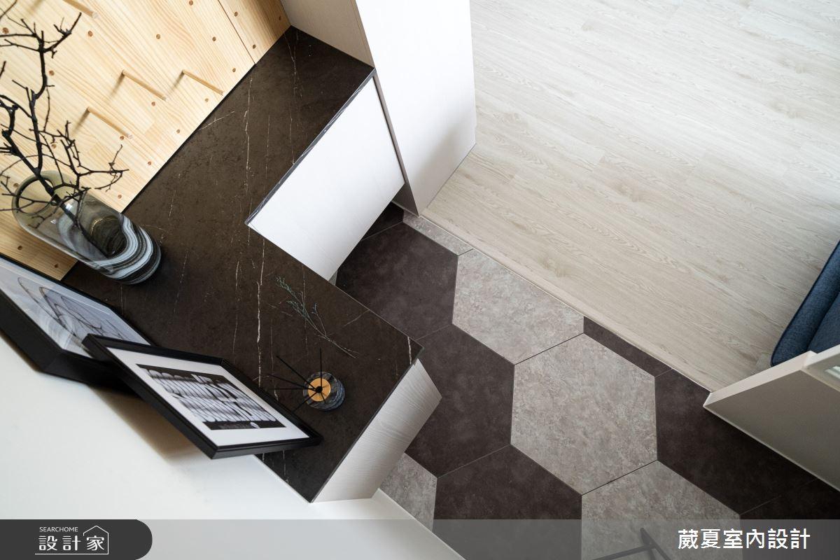 30坪新成屋(5年以下)_北歐風案例圖片_葳夏室內設計_葳夏_13之4