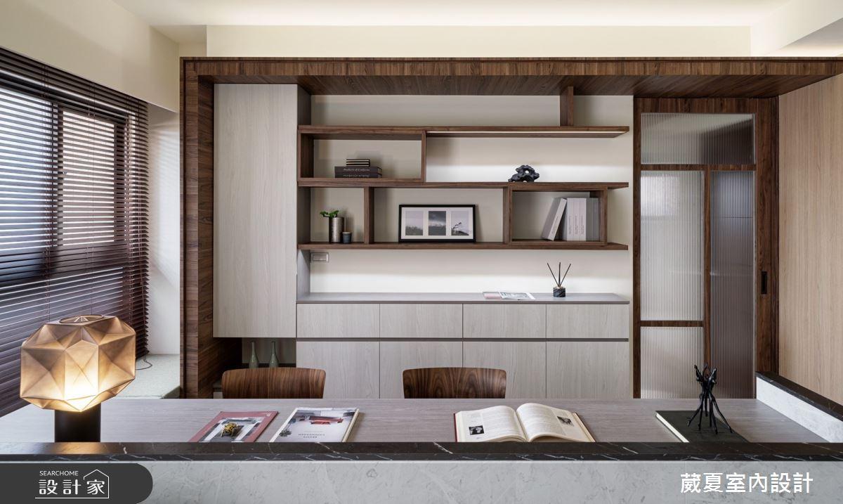 40坪新成屋(5年以下)_現代風案例圖片_葳夏室內設計_葳夏_17之15