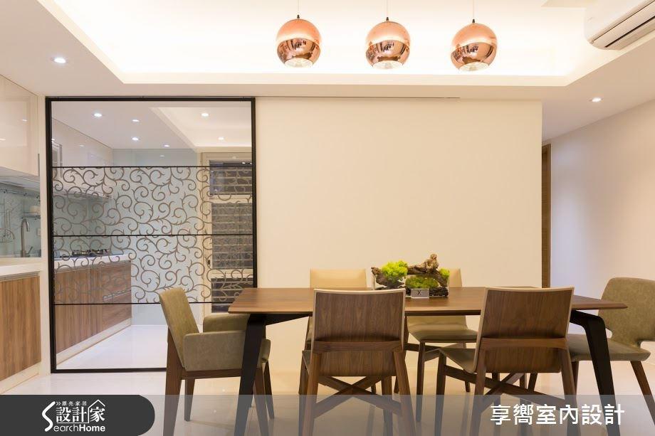 38坪老屋(16~30年)_混搭風餐廳案例圖片_享嚮室內裝修規劃有限公司_享嚮_04之4