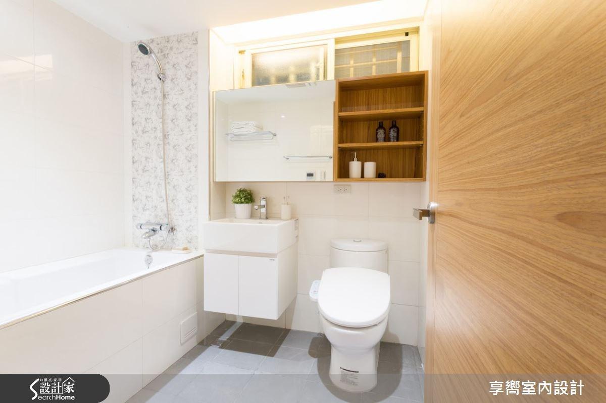 38坪老屋(16~30年)_混搭風浴室案例圖片_享嚮室內裝修規劃有限公司_享嚮_04之12