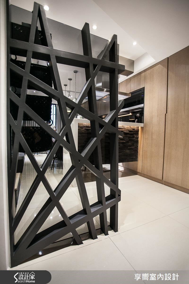 17坪新成屋(5年以下)_混搭風走廊案例圖片_享嚮室內裝修規劃有限公司_享嚮_09之1