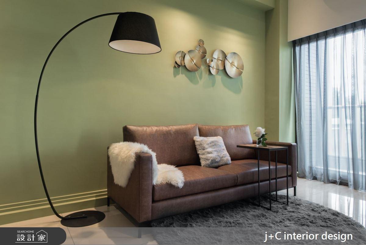 20坪新成屋(5年以下)_現代風客廳案例圖片_杰宸室內設計有限公司_杰宸_01之4