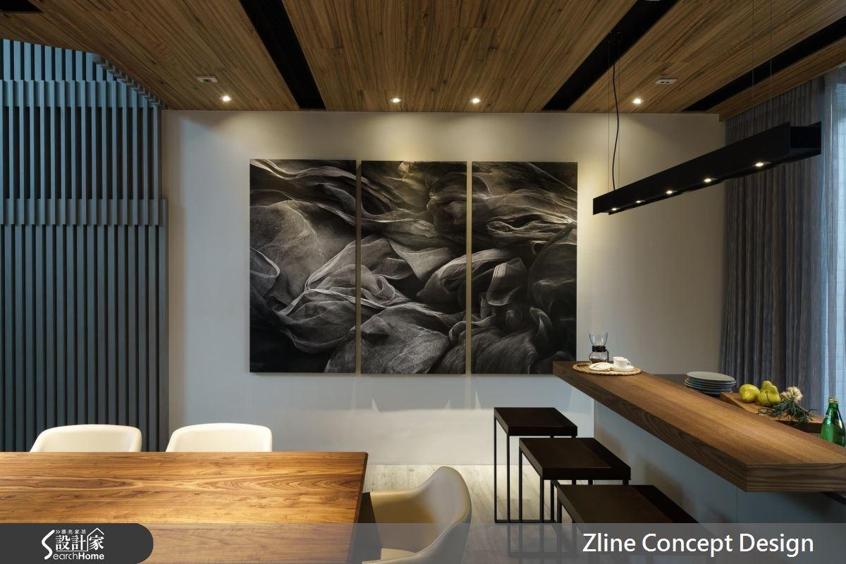40坪新成屋(5年以下)_休閒風案例圖片_澤林空間設計_澤林_01之3