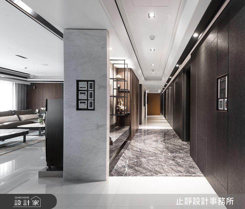 140坪新成屋(5年以下)_現代風案例圖片_止靜設計事務所_止靜_04之1