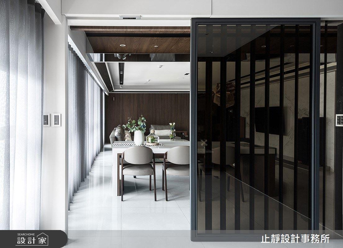 140坪新成屋(5年以下)_現代風案例圖片_止靜設計事務所_止靜_04之7