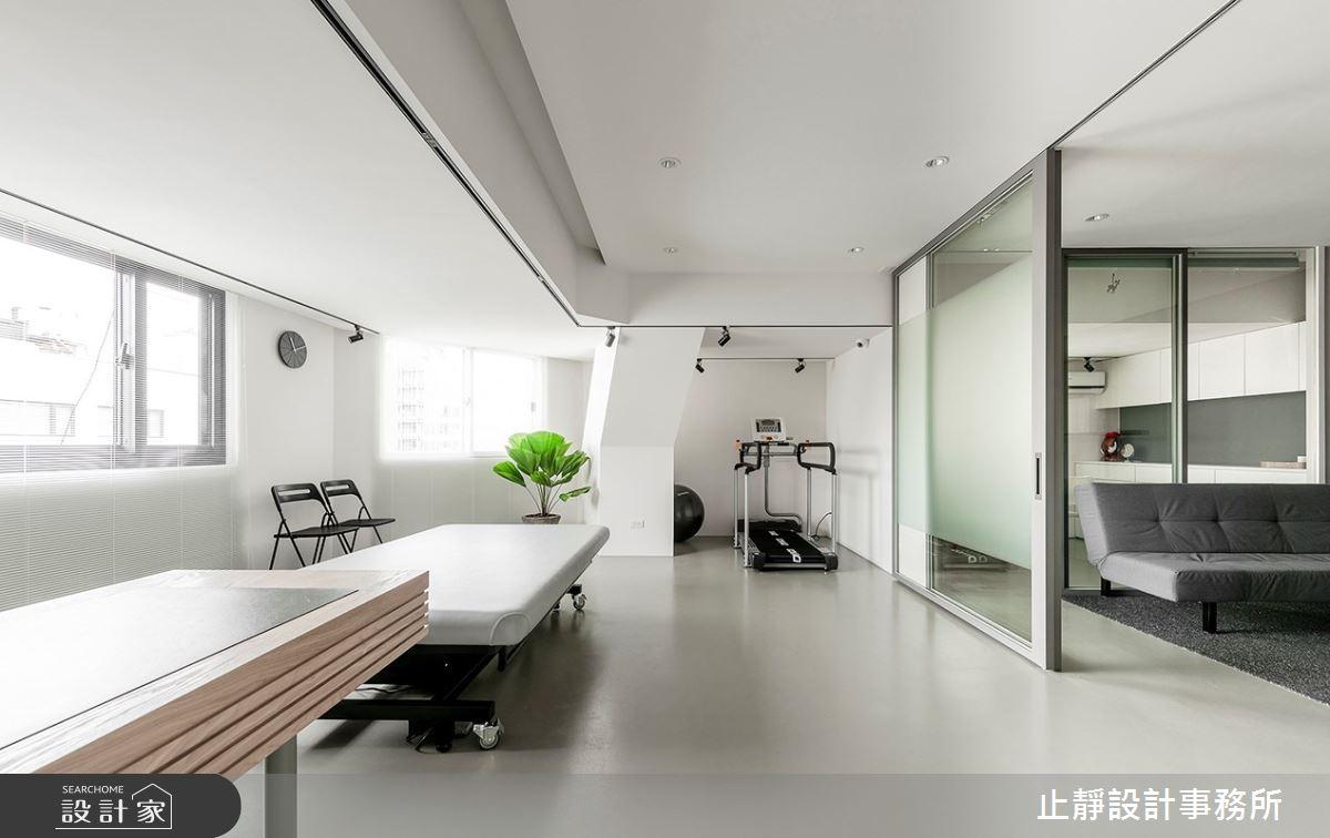 30坪老屋(16~30年)_現代風商業空間案例圖片_止靜設計事務所_止靜_11之3