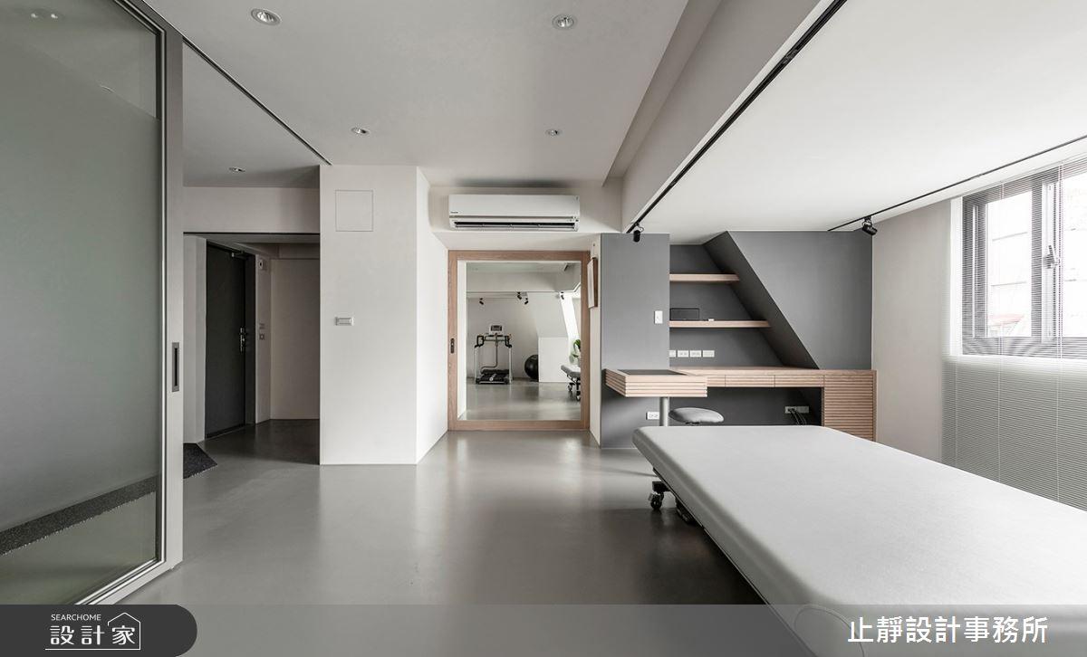 30坪老屋(16~30年)_現代風商業空間案例圖片_止靜設計事務所_止靜_11之4