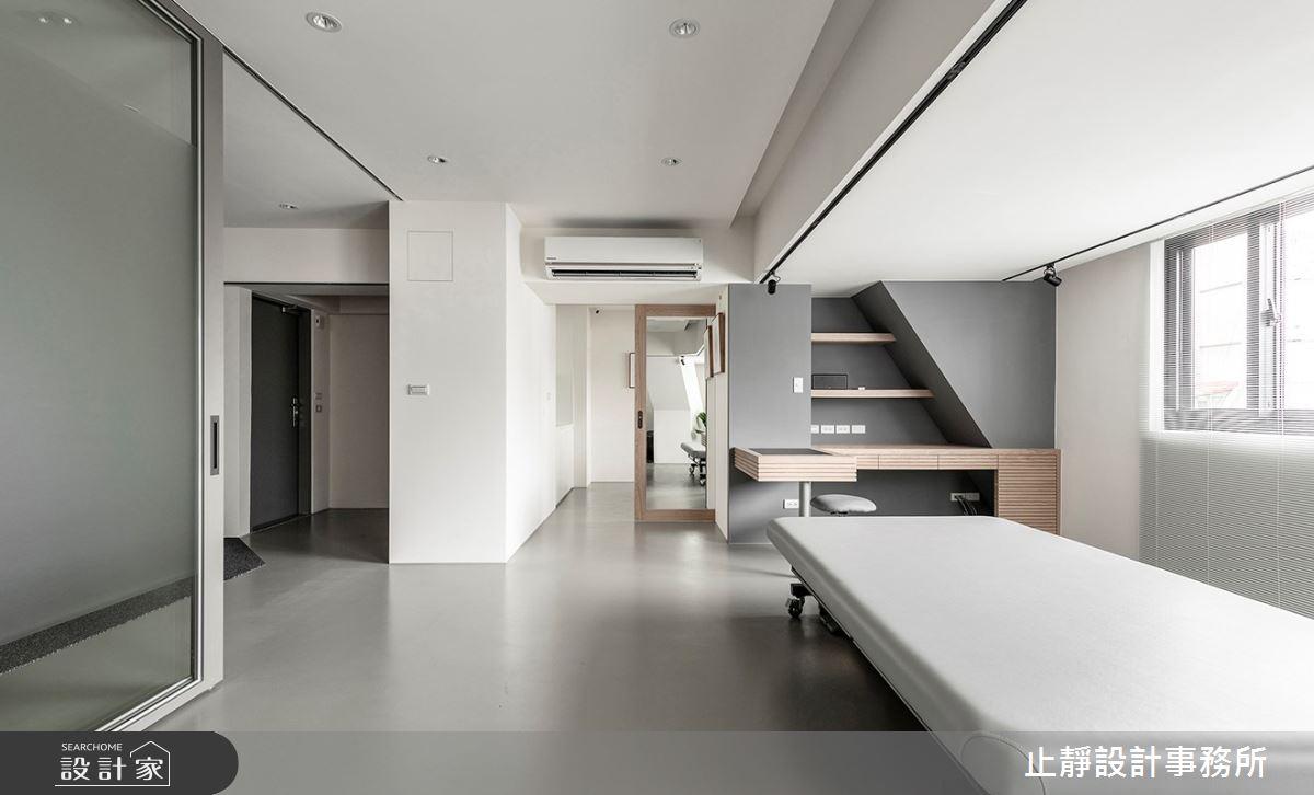 30坪老屋(16~30年)_現代風商業空間案例圖片_止靜設計事務所_止靜_11之5