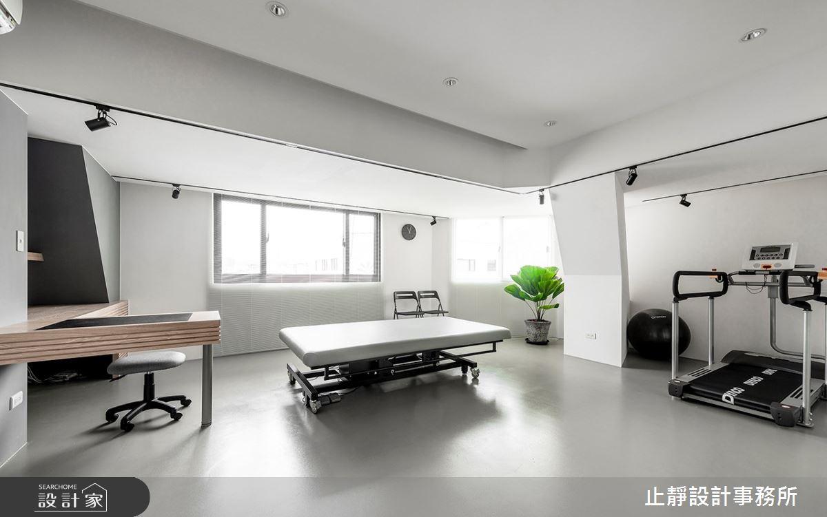 30坪老屋(16~30年)_現代風商業空間案例圖片_止靜設計事務所_止靜_11之6