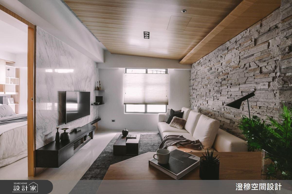 新成屋(5年以下)_北歐風客廳案例圖片_澄穆空間設計_澄穆_04之2