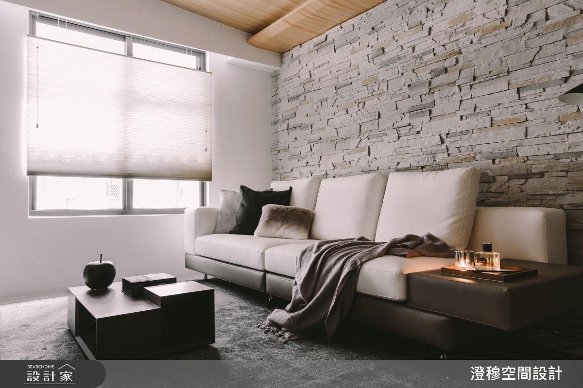 新成屋(5年以下)_北歐風客廳案例圖片_澄穆空間設計_澄穆_04之3