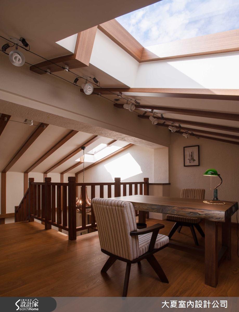 150坪新成屋(5年以下)_鄉村風案例圖片_大夏室內設計公司_大夏_09之4