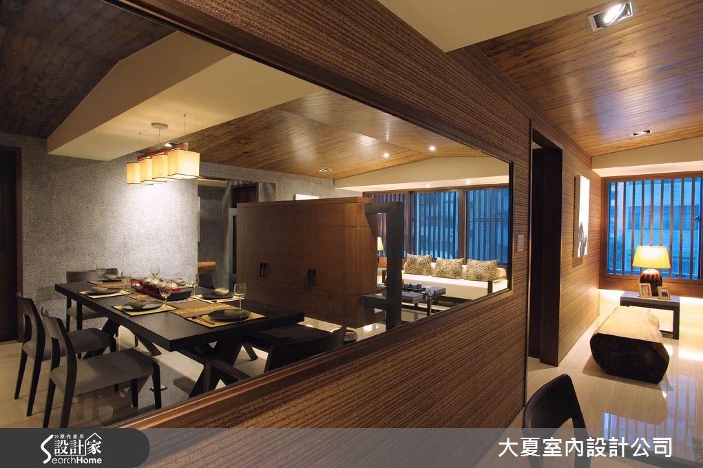 48坪老屋(16~30年)_人文禪風餐廳案例圖片_大夏室內設計公司_大夏_10之8