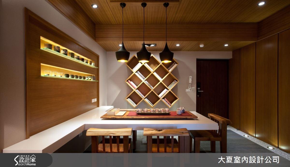 39坪中古屋(5~15年)_人文禪風餐廳案例圖片_大夏室內設計公司_大夏_22之7