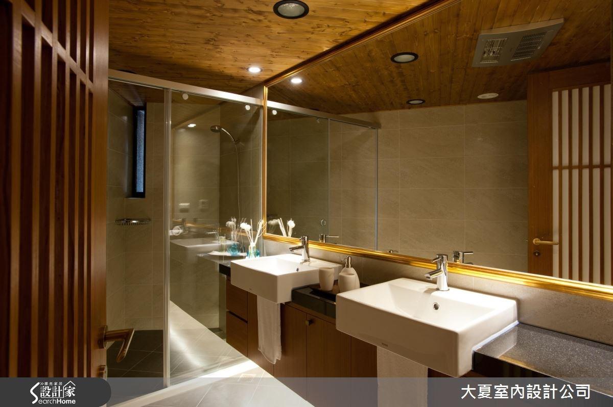 39坪中古屋(5~15年)_人文禪風浴室案例圖片_大夏室內設計公司_大夏_22之12