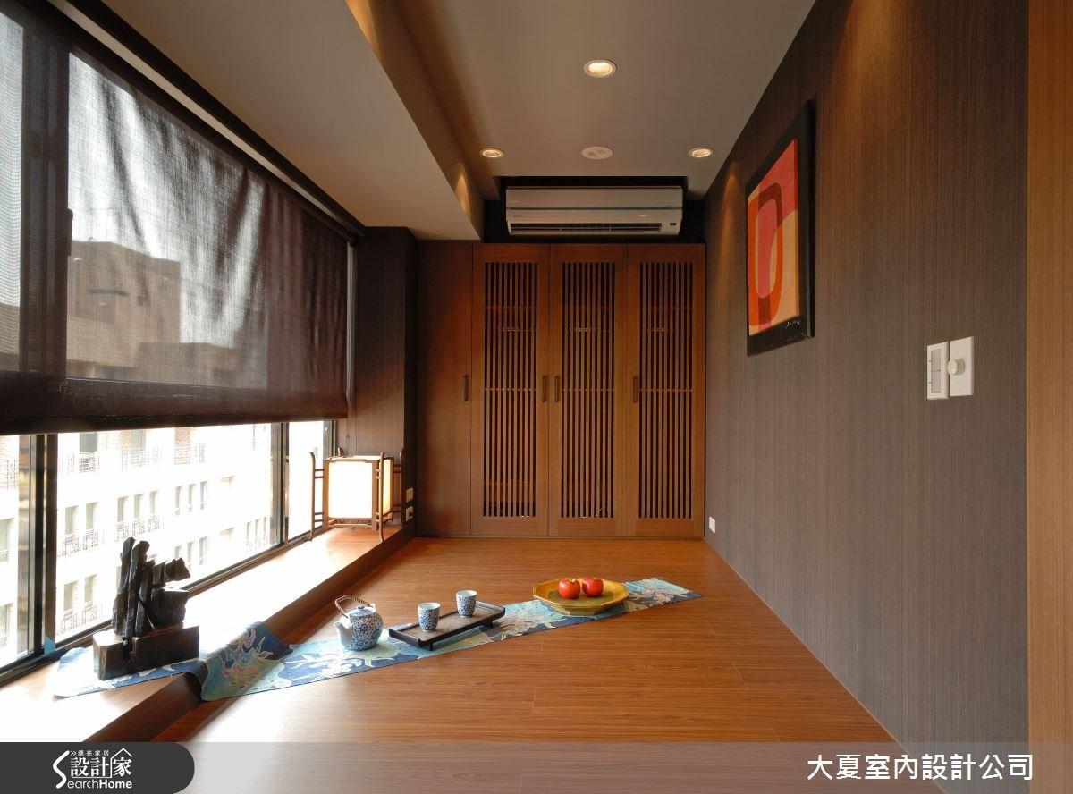 27坪中古屋(5~15年)_人文禪風和室案例圖片_大夏室內設計公司_大夏_26之5