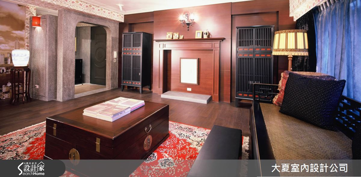 一窺藝術家私宅!濃濃殖民色彩+精緻細節 譜寫繁華上海美學