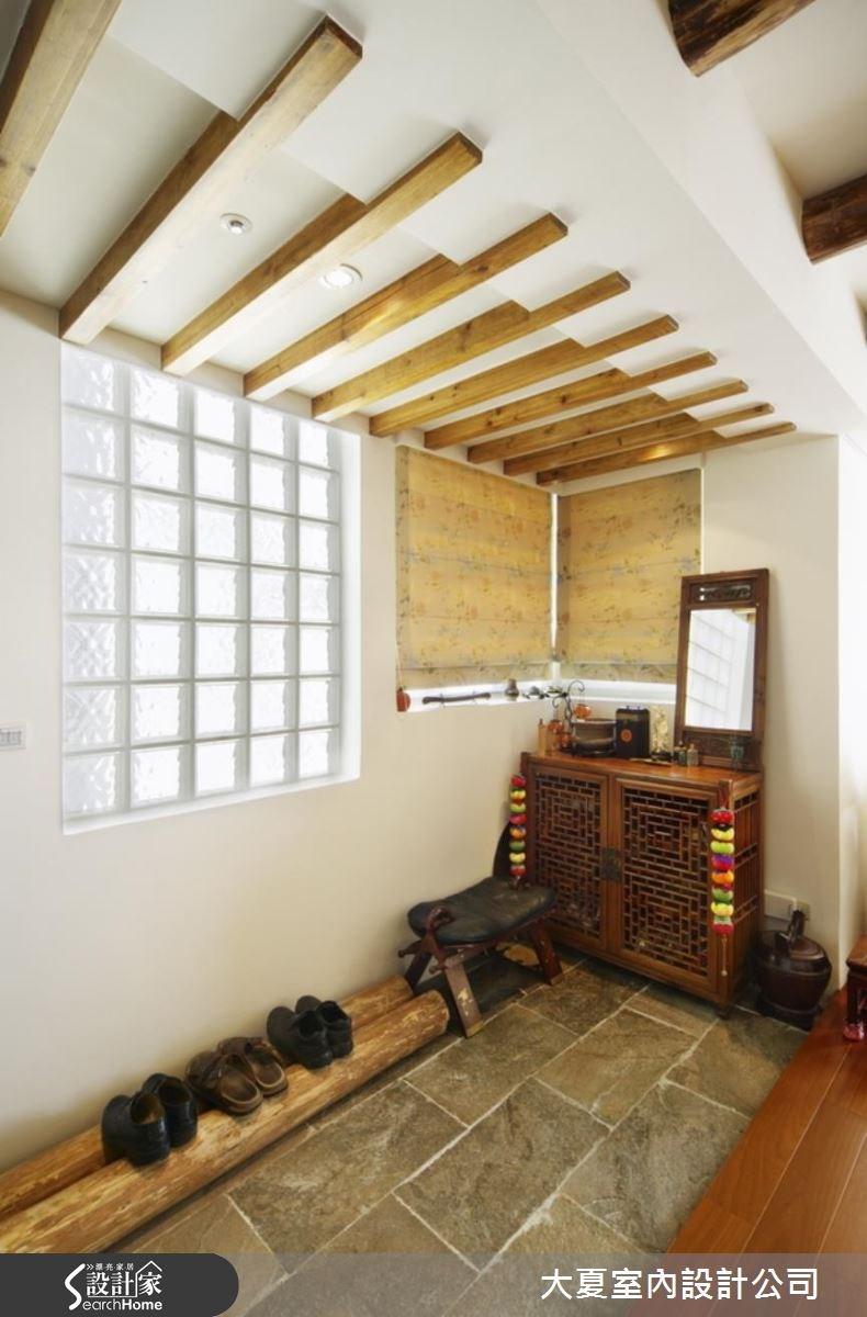 32坪新成屋(5年以下)_鄉村風案例圖片_大夏室內設計公司_大夏_36之1