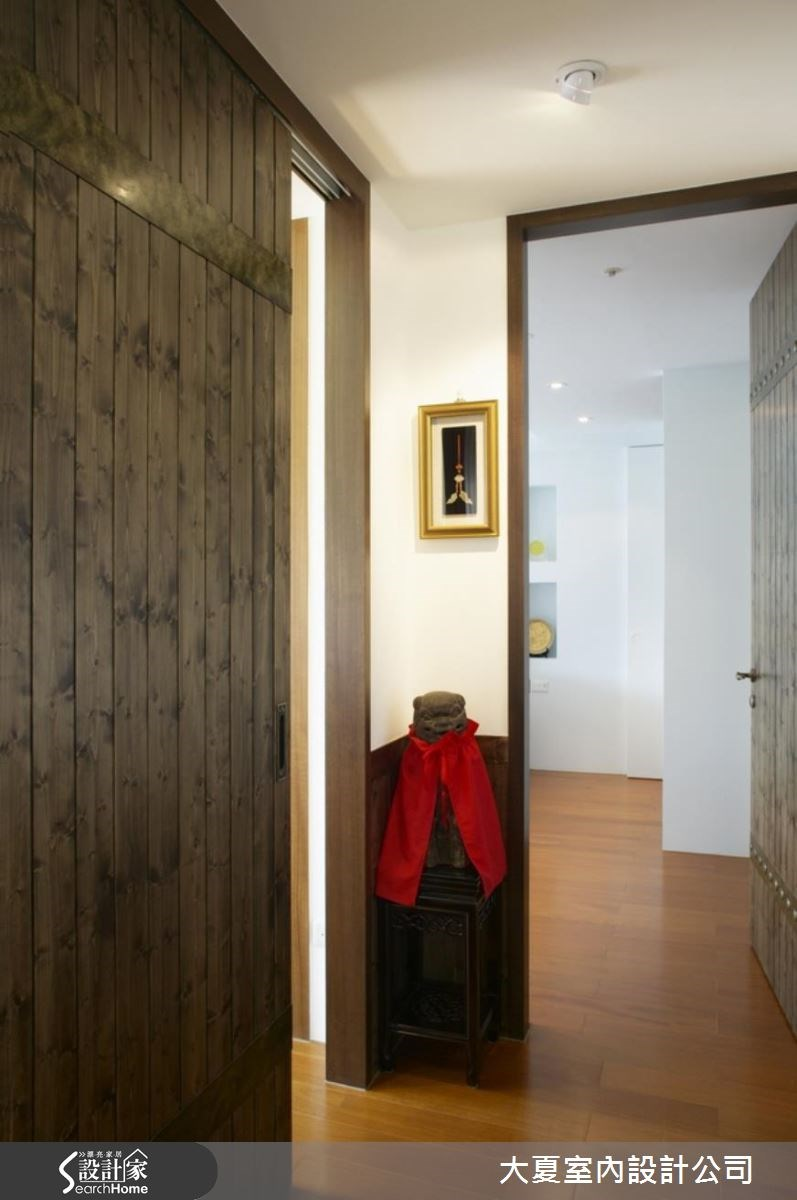 32坪新成屋(5年以下)_鄉村風案例圖片_大夏室內設計公司_大夏_36之10