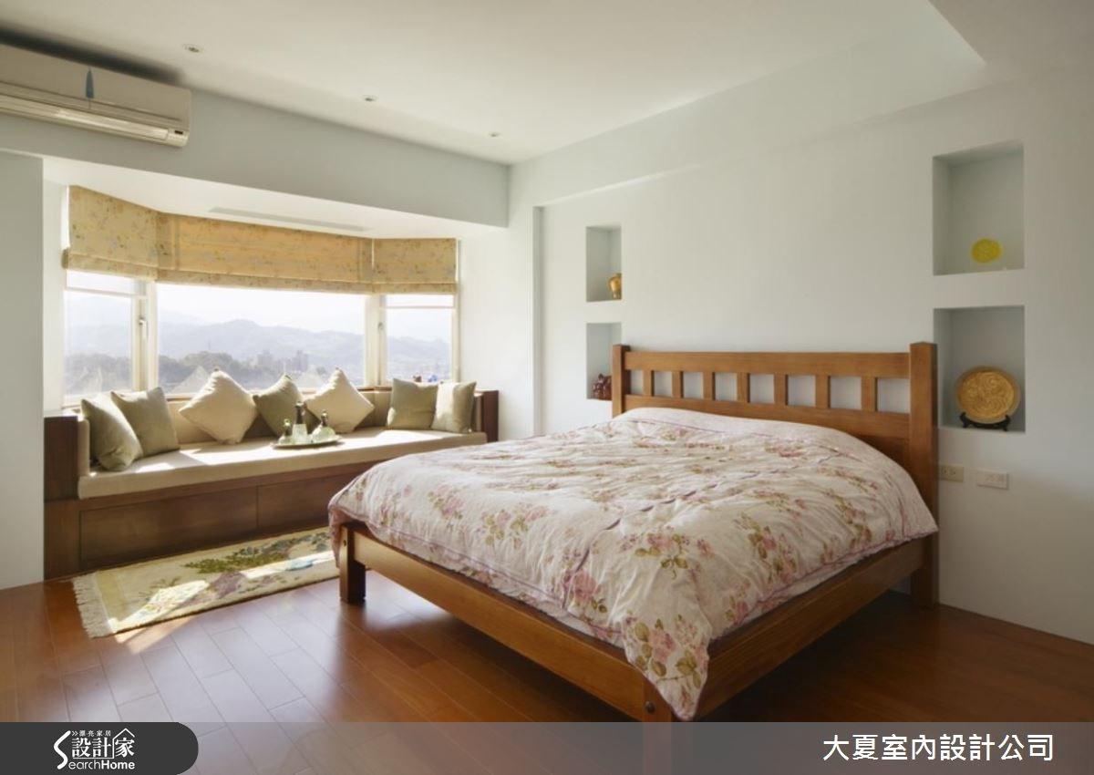 32坪新成屋(5年以下)_鄉村風案例圖片_大夏室內設計公司_大夏_36之11
