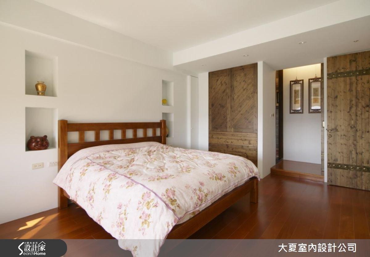 32坪新成屋(5年以下)_鄉村風案例圖片_大夏室內設計公司_大夏_36之14