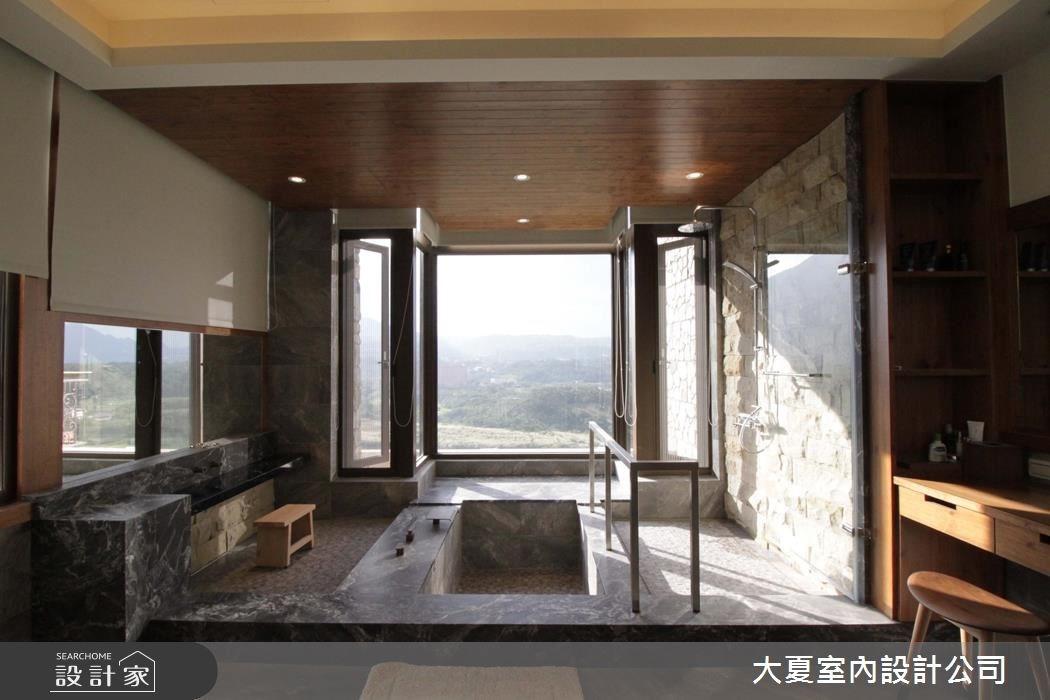 60坪新成屋(5年以下)_鄉村風浴室案例圖片_大夏室內設計公司_大夏_43之14