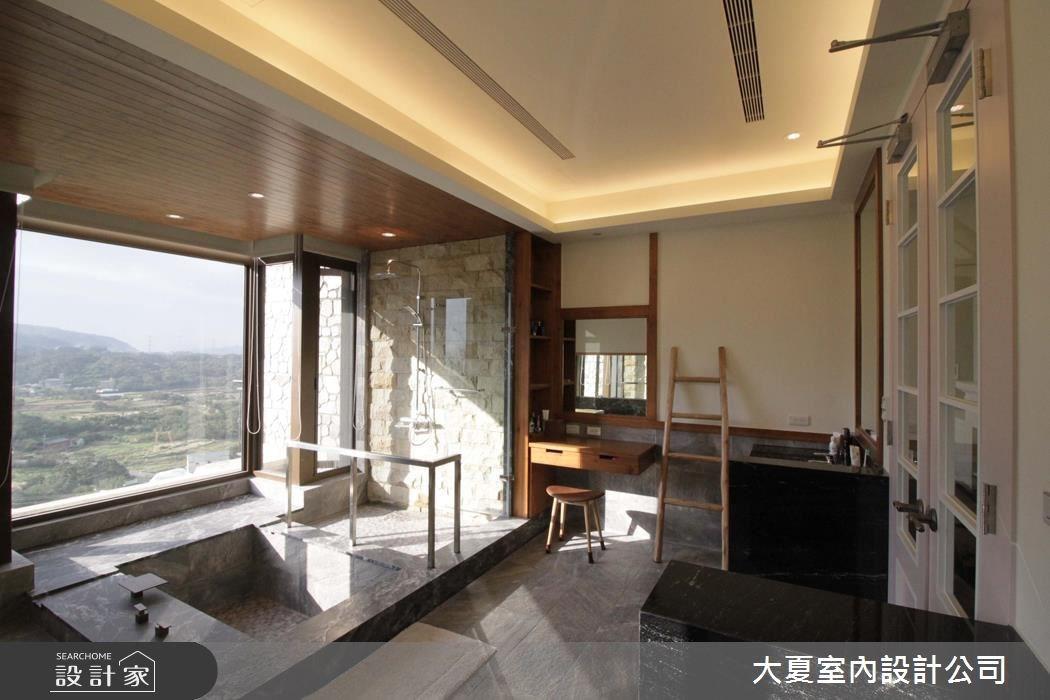 60坪新成屋(5年以下)_鄉村風浴室案例圖片_大夏室內設計公司_大夏_43之15