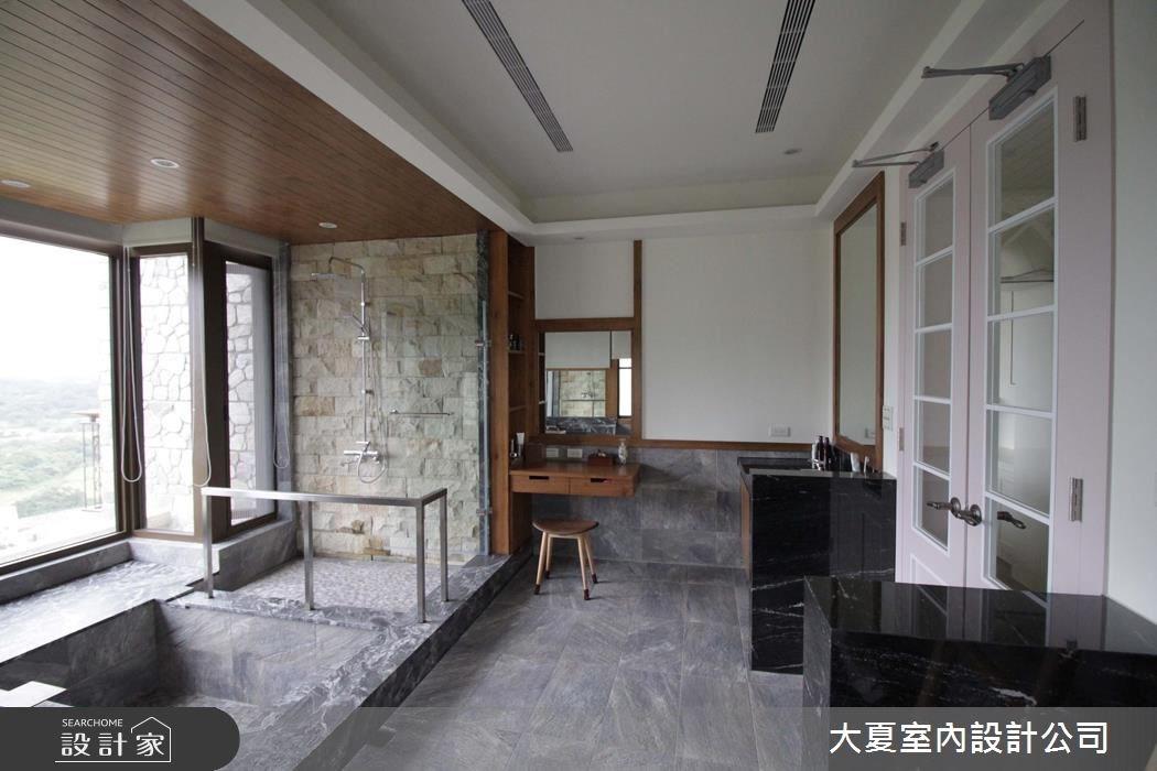60坪新成屋(5年以下)_鄉村風浴室案例圖片_大夏室內設計公司_大夏_43之16