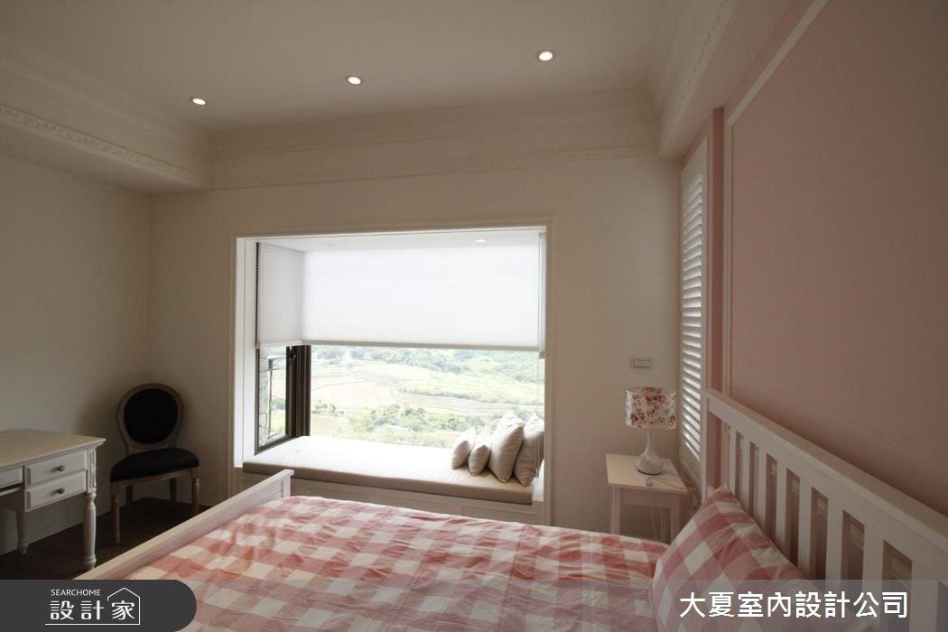 60坪新成屋(5年以下)_鄉村風臥室案例圖片_大夏室內設計公司_大夏_45之5