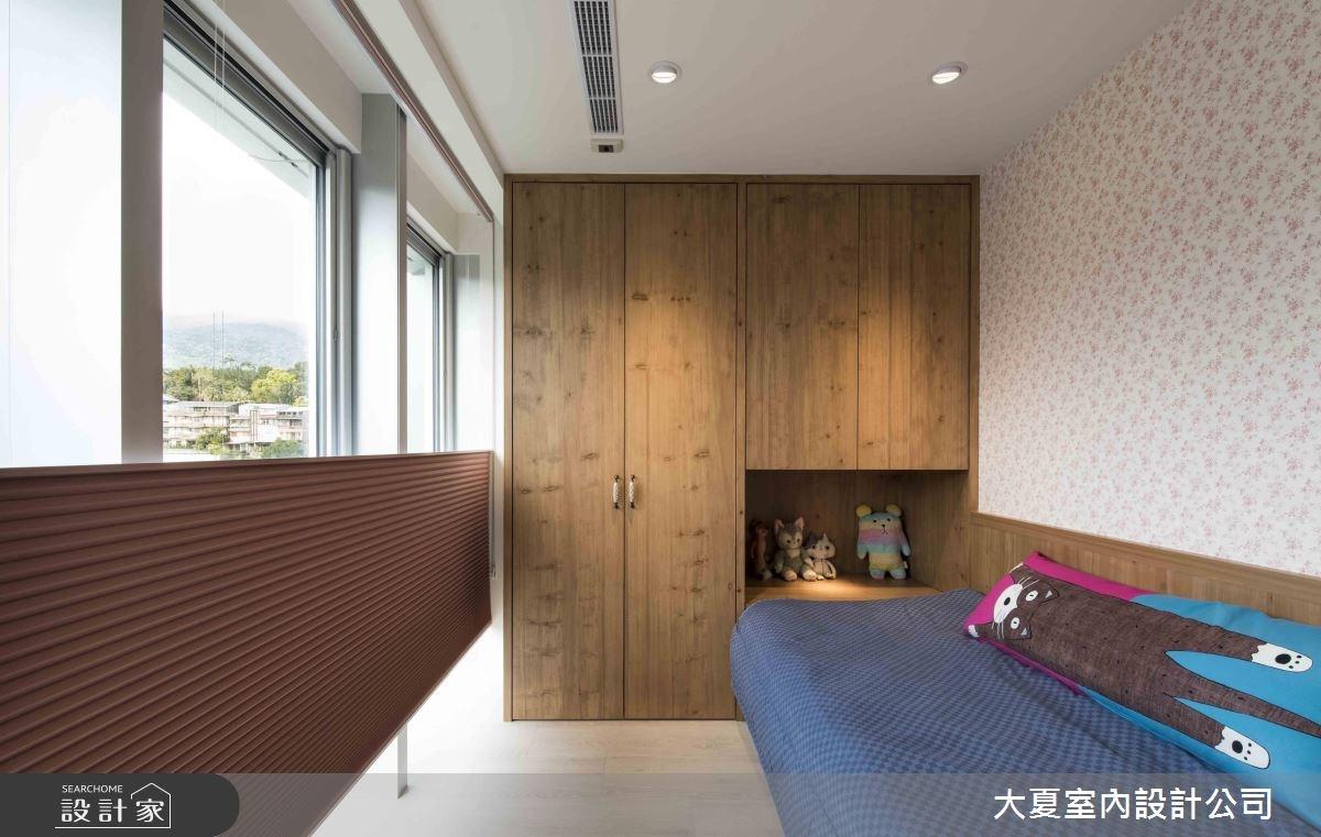 47坪新成屋(5年以下)_鄉村風案例圖片_大夏室內設計公司_大夏_47之16